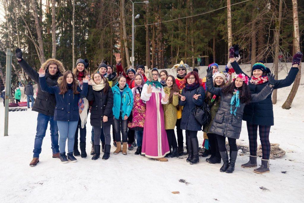 Молодые парламентарии Троицка начали готовиться к Масленице