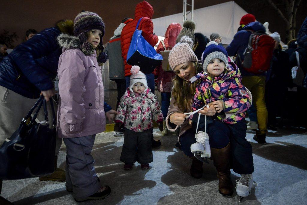 Жители Филимонковского примут участие в семейных соревнованиях на льду