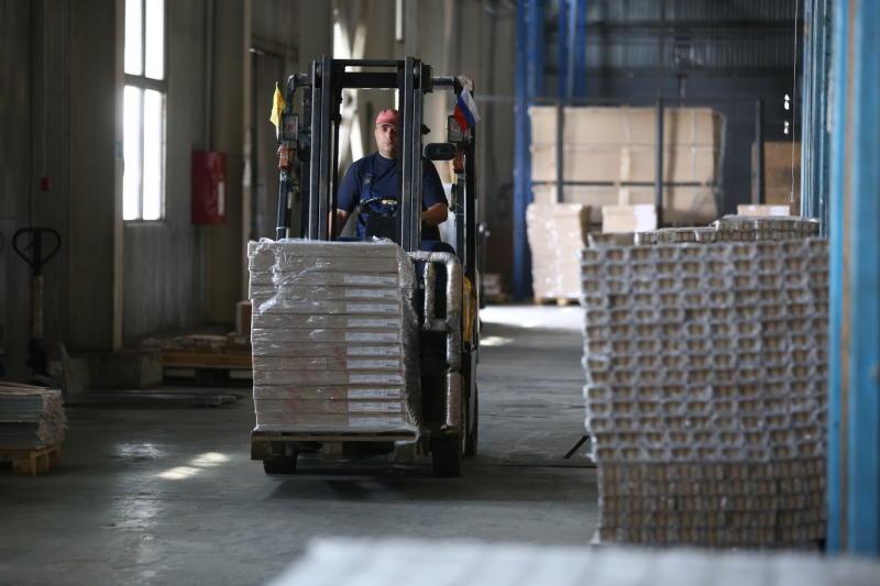 Офисно-складской комплекс в Щербинке введут в эксплуатацию до конца 2018 года