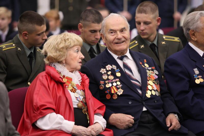 Совет ветеранов поселения Марушкинское примет участие в мероприятиях ко Дню защитника Отечества