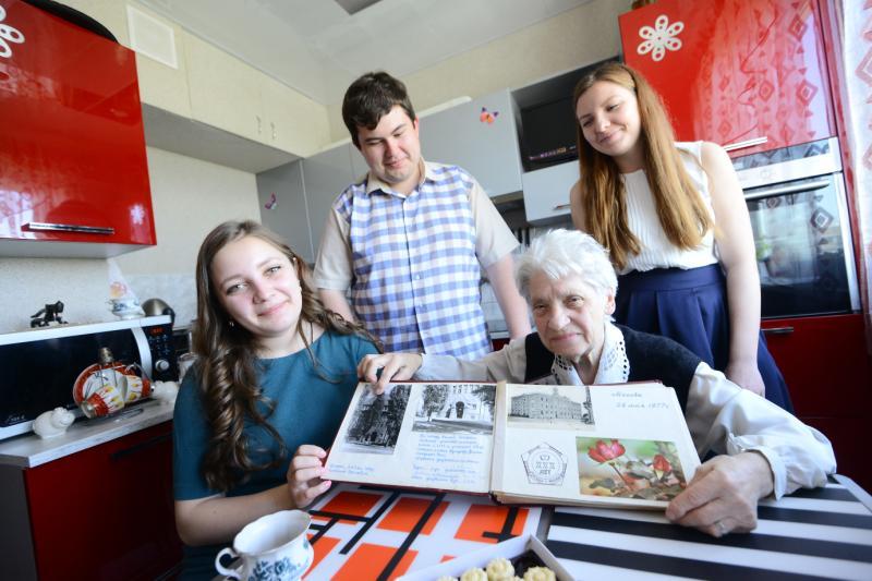Молодежная палата Мосрентгена организует акцию помощи ветеранам