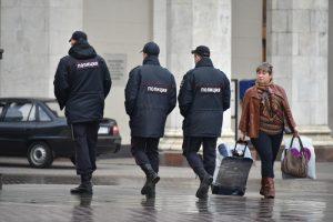 Сотрудники полиции Новой Москвы разыскивают пропавшего без вести. Фото: архив