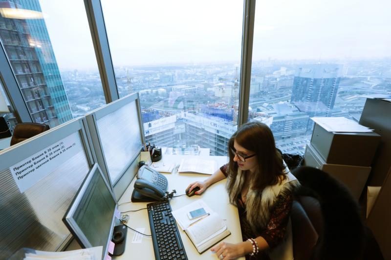 Свыше 500 тысяч квадратных метров офисов возвели в Новой Москве в 2017 году
