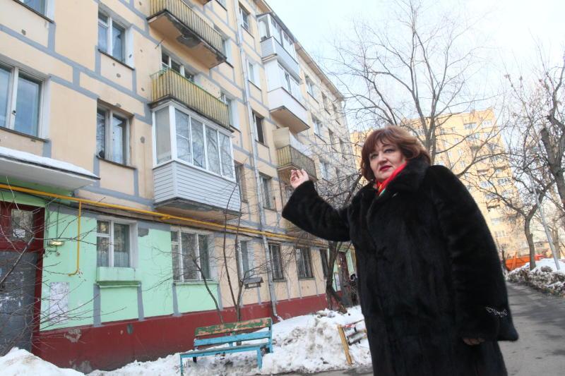 Капитальный ремонт многоквартирных домов проведут в Десеновском