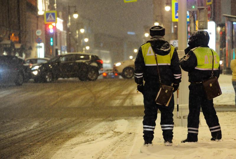 Дорожные инспекторы задержали нарушителя правил дорожного движения