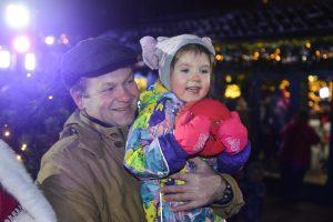 Фестиваль «Путешествие в Рождество» пройдет до 14 января. Фото: Наталья Феоктистова, «Вечерняя Москва»