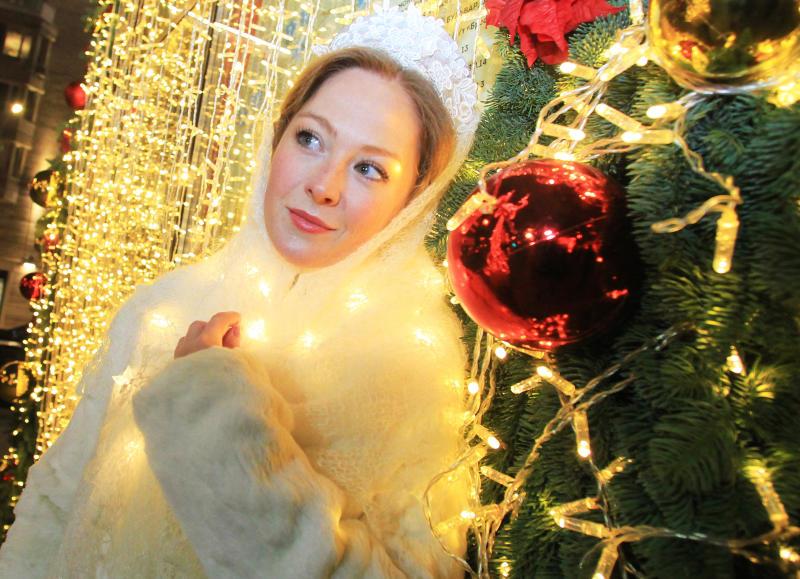 Праздничный тест «Принцессы на горошине» приготовили для жителей Москвы