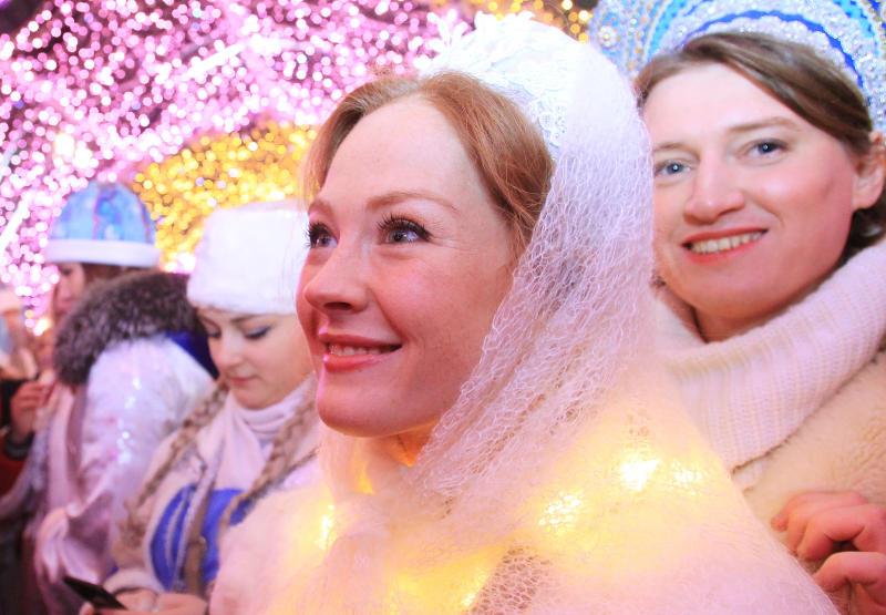 Старый Новый год отмечают с 13 на 14 января. Фото: Наталия Нечаева