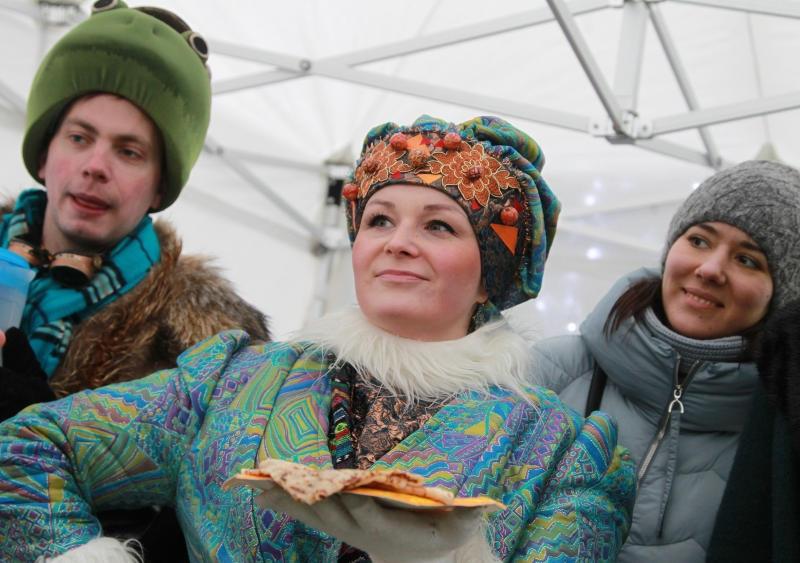 Масленичные гуляния в Кленовском проведут по инициативе Совета депутатов поселения