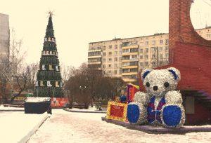Площадка фестивля в Троицке. Фото: Мария Иванова