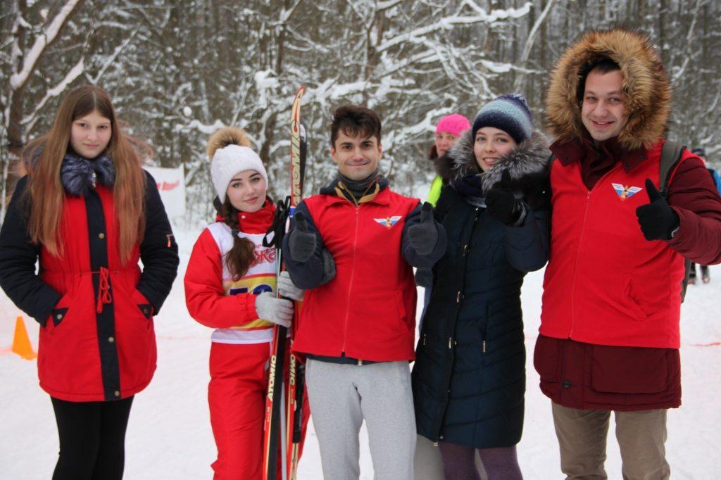 Молодые парламентарии Вороновского примут участие в организации лыжного турнира