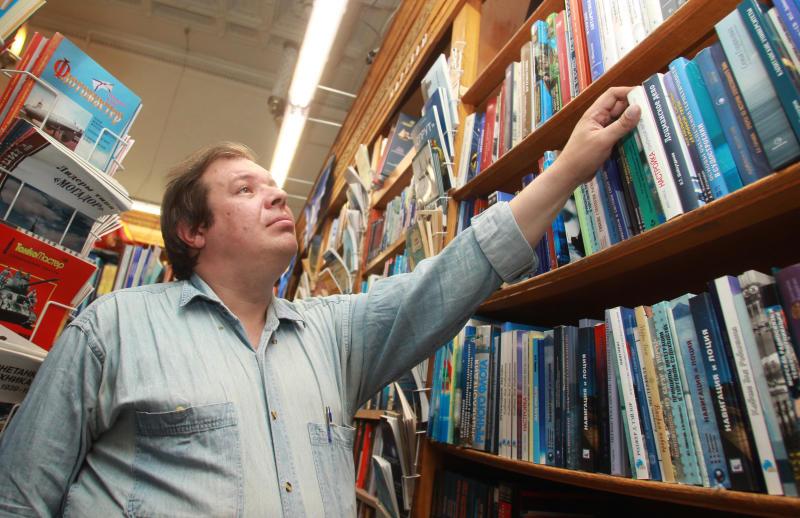 Книжная выставка о Владимире Высоцком откроется в Троицке