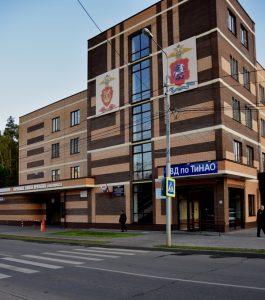 Новомосквичей приглашают на службу в полицию. Фото: Пресс-служба УВД по ТиНАО