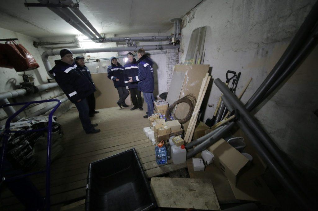 Отключение коммуникаций произведут в аварийном доме Рязановского