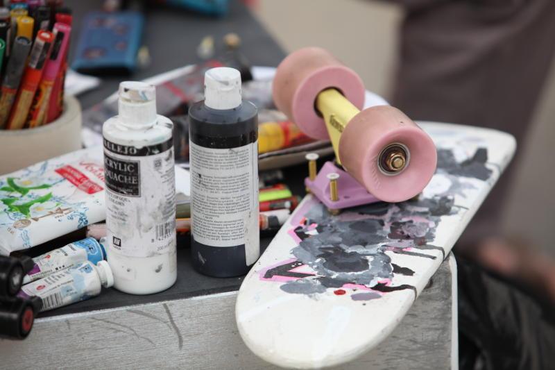 Площадку для скейтбординга построят в Киевском