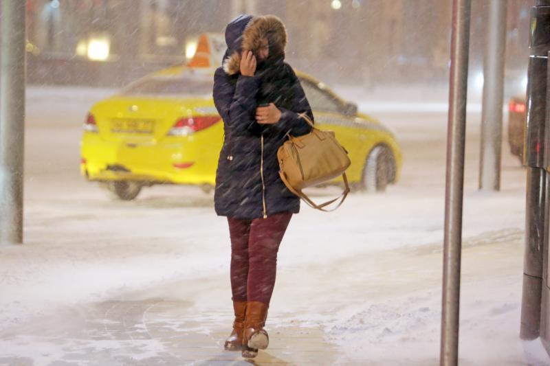 Синоптики: Снегопад надвигается на Москву