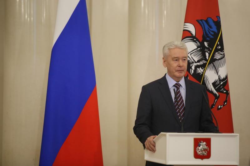Собянин: Новогодние мероприятия в столице посетили более 10,5 млн человек