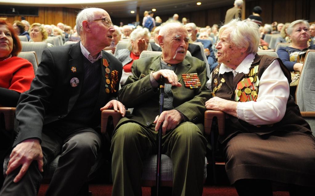 Совет ветеранов Михайлово-Ярцевского обсудил проведение военно-патриотического мероприятия. Фото: архив