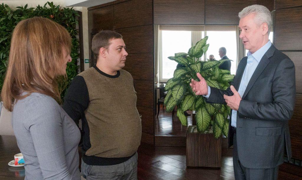 Житель Щербинки стал двухмиллионным «активным гражданином»