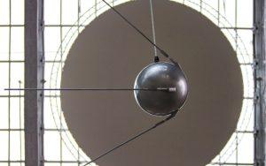Первый спутник Земли вернули на ВДНХ в Москве