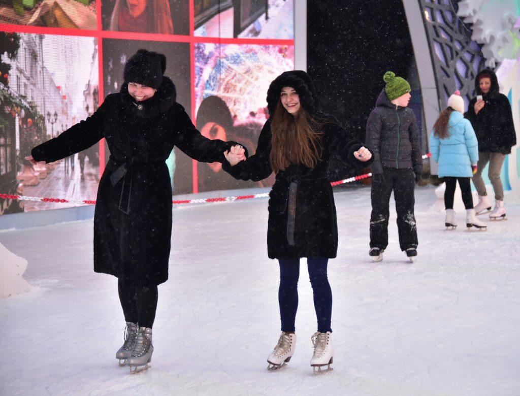 Морозная погода установится в столице в последний выходной февраля