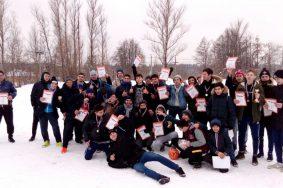 Турнир по футболу прошел в поселении Внуковское. Фото: администрация поселения Внуковское