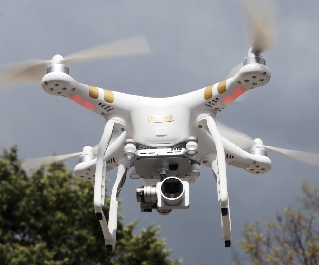 Квадрокоптеры помогут скорее освобождать МКАД после аварий