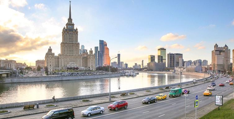 Москва заняла шестое место в европейском рейтинге городов будущего