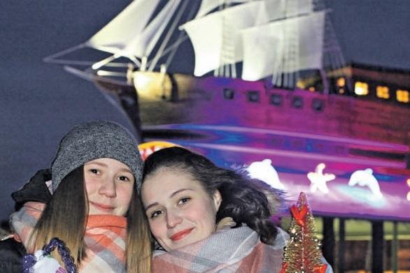Светодиодную подсветку оборудуют в Парке истории Роговского