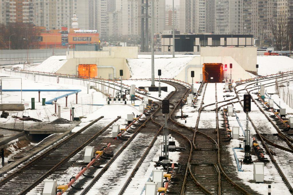 Снегопад: метро Москвы вновь вошло в усиленный режим