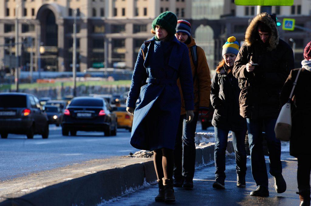 На пятницу москвичам пообещали еще больше тепла