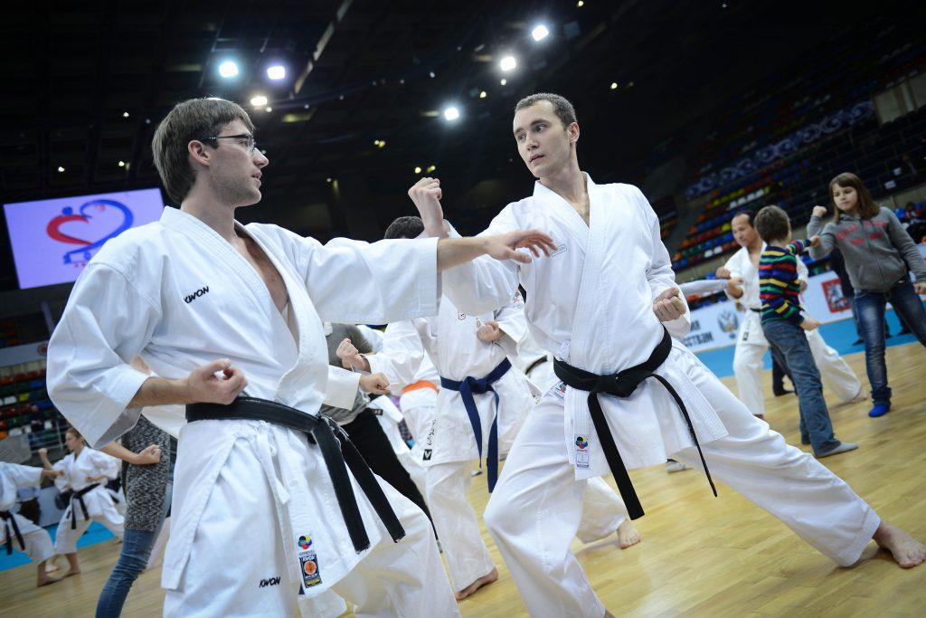 Сильный я: фестиваль боевых искусств пройдет в Новой Москве