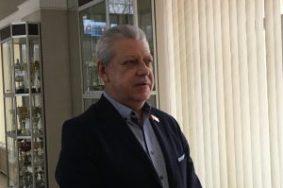 Председатель Московской Федерации профсоюзов Михаил Антонцев. Фото: Мария Иванова, «Вечерняя Москва»