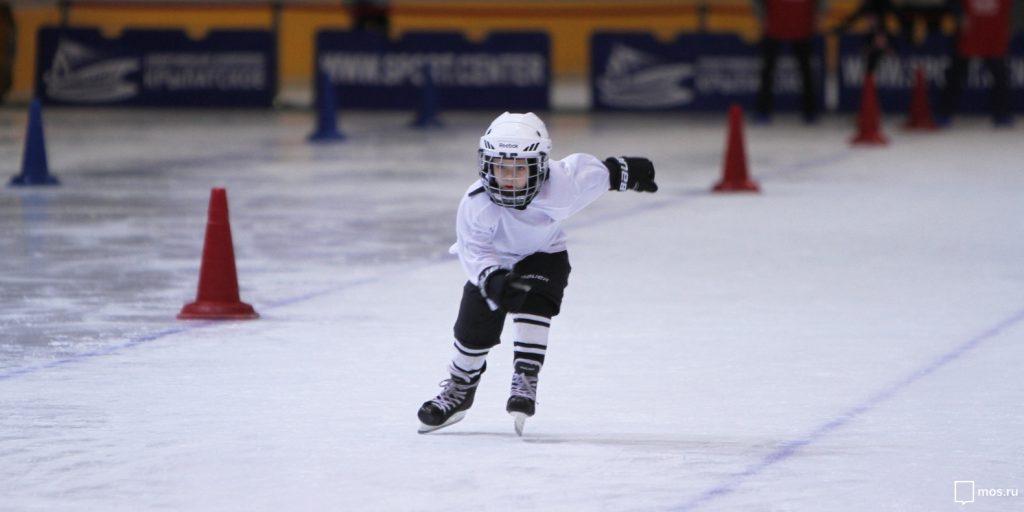 Соревнования «Лед надежды нашей» провели в Московском. Фото: пресс-служба Департамента спорта и туризма города Москвы