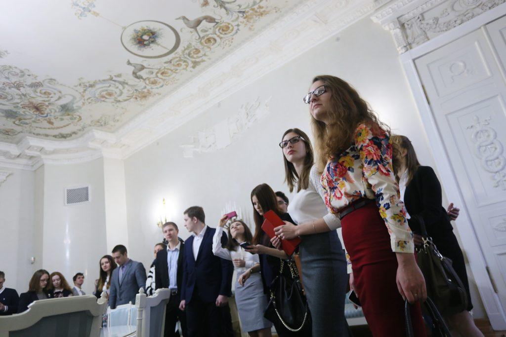 Количество мест для стажировки в мэрии Москвы выросло до 200
