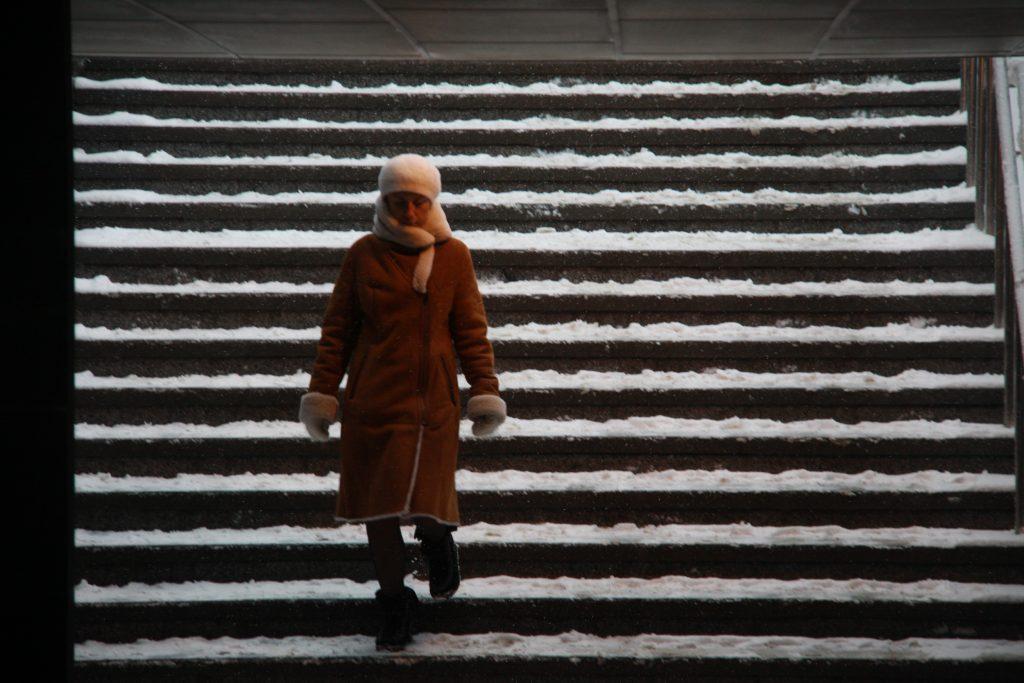 Москвичей ожидает похолодание в выходные дни