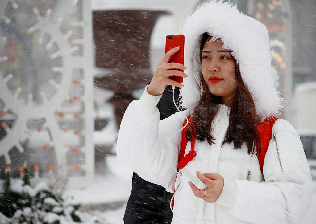С 7 февраля в Москве начнется потепление