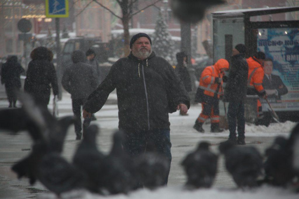 Синоптики прогнозируют похолодание 23 февраля