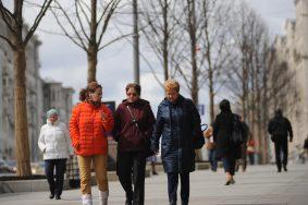 Первые дни весны принесут в Москву потепление.Фото: архив, «Вечерняя Москва»