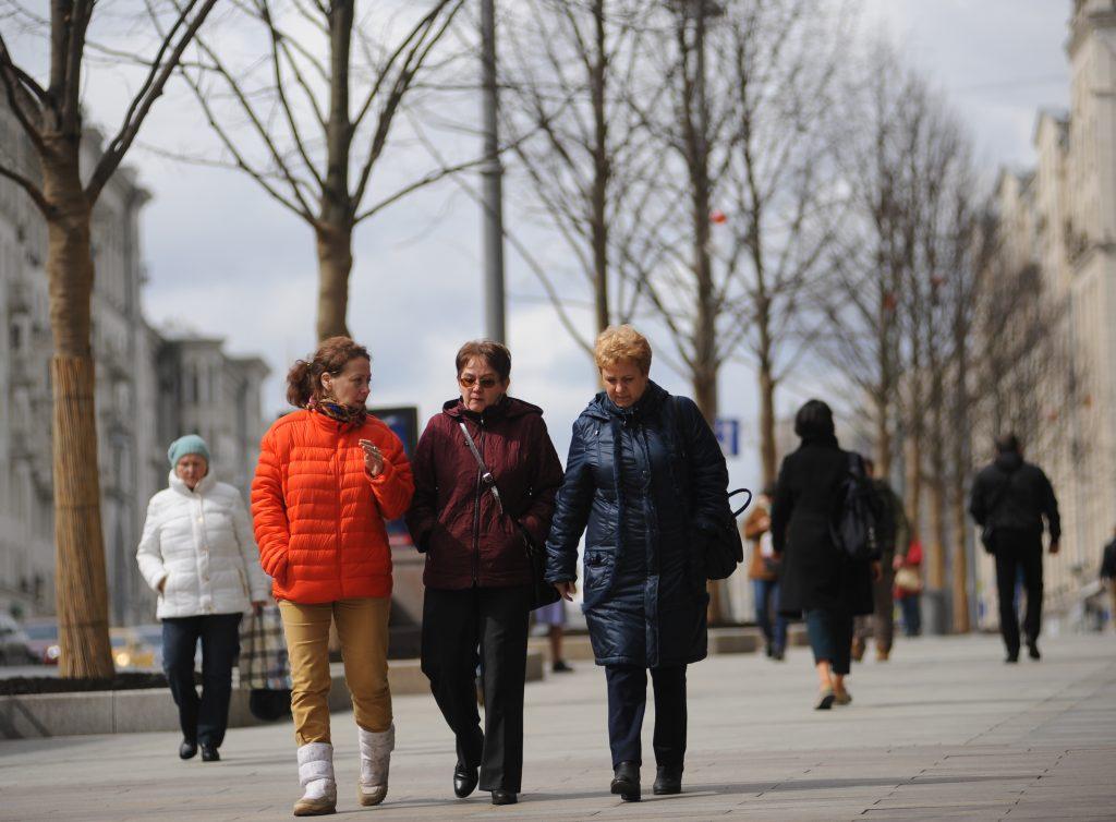 Первые дни весны принесут в Москву потепление