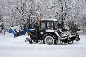 В Москве справились с последствиями сильнейшего снегопада