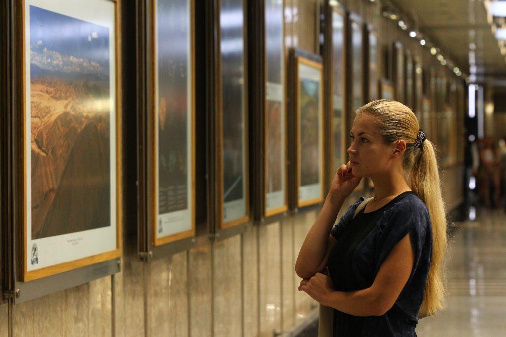 Выставку картин «Новая Москва» представят в Доме культуры «Юбилейный»