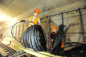 Строительство метро осуществляется в соответствии с графиком.Фото: архив, «Вечерняя Москва»