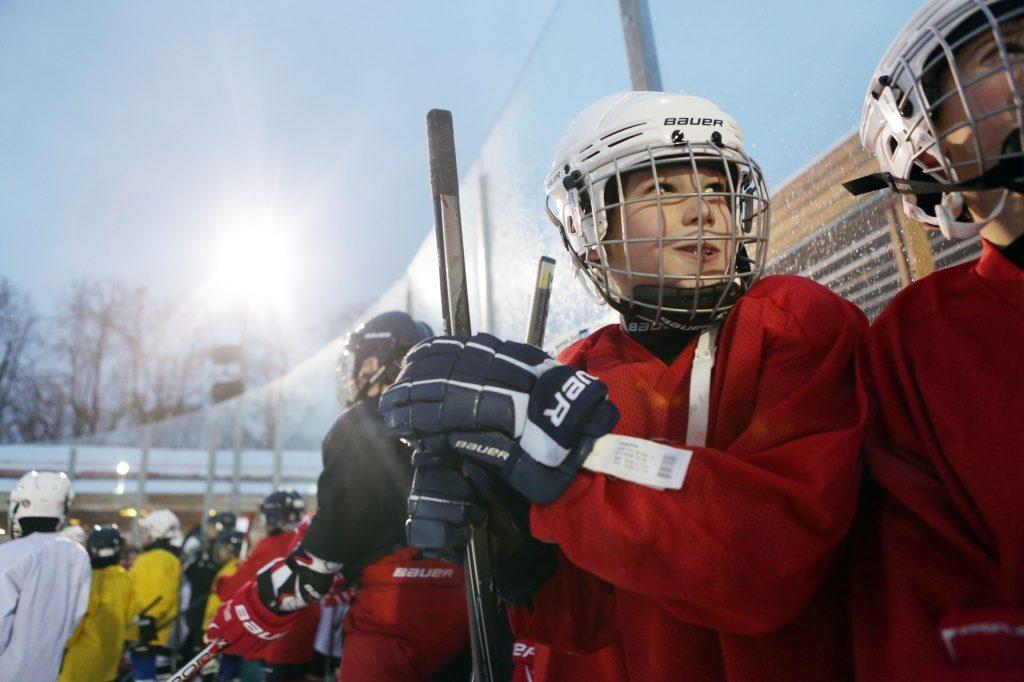 Хоккеисты из Новой Москвы сыграют против сборной Восточного административного округа