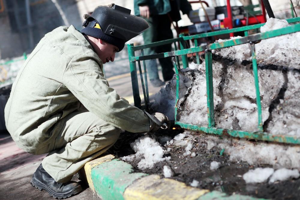 Парковочные карманы в Воскресенском обновят в рамках благоустройства территории