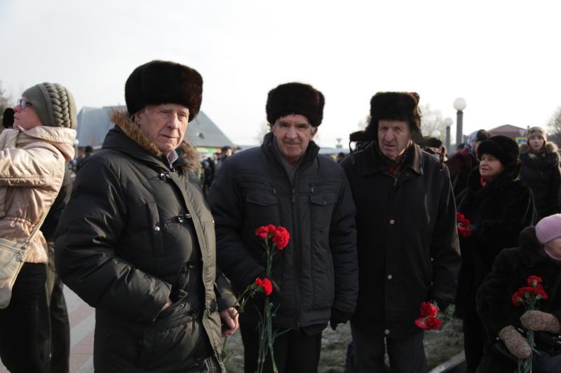 Совет ветеранов Кленовского принял участие в патронатной акции