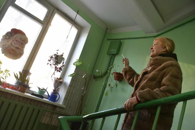 Капитальный ремонт подъездов проведут в Первомайском