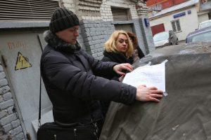 Рейд по выявлению брошенных транспортных средств состоится в Первомайском. Фото: архив, «Вечерняя Москва»