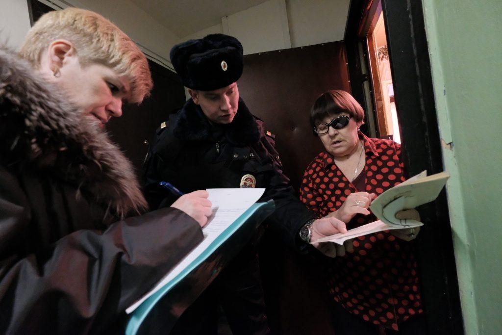 Рейд по проверке пожарной безопасности прошел в Кленовском. Фото: архив