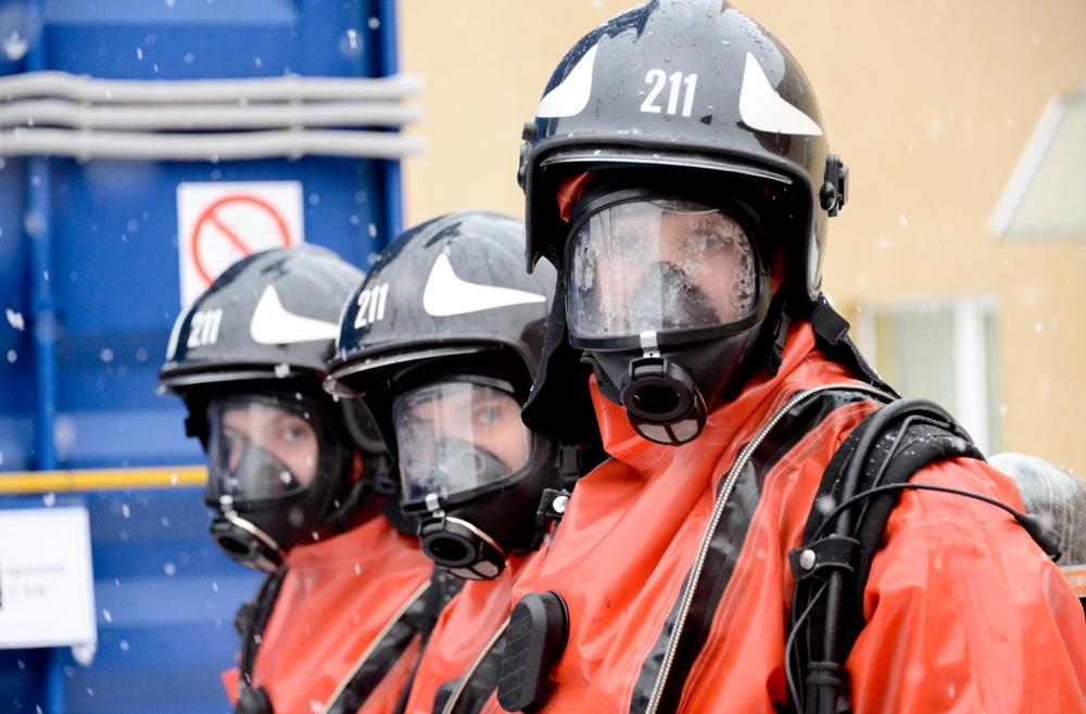 Пожарное депо возведут в Воскресенском